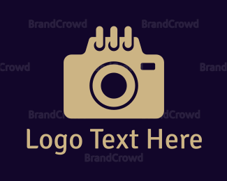 Blog - Journalist Photographer logo design