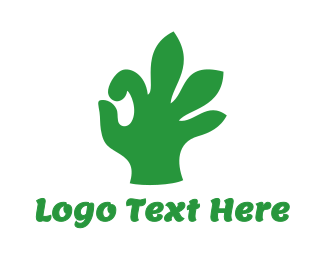 Hemp - Cannabis Approved logo design