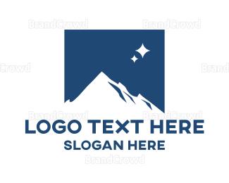 """""""Mountain Star Square"""" by eightyLOGOS"""