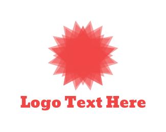 Celestial - Pink Star logo design