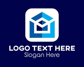 Builder - Home Builder App  logo design