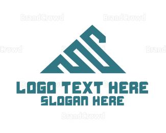 Goose - Abstract Swan logo design