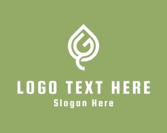Herbal - Herbal G logo design
