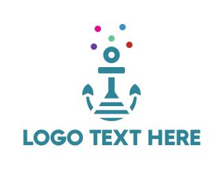 Logo Design - Anchor Lab