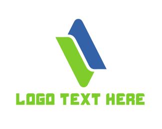 Duo - Number 11 logo design