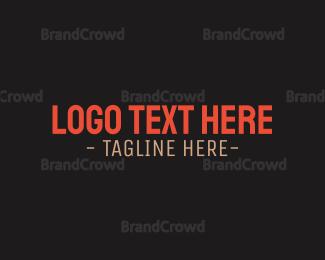 Cacao - Strong Bright Font logo design