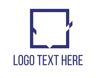 Correct - Square Check logo design