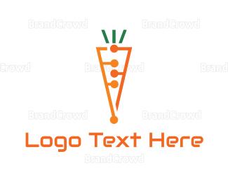 Carrot - Carrot Tech logo design