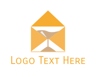 Hour - Mail Hour logo design