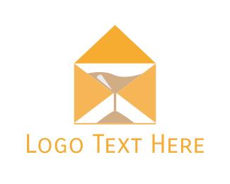 Mail - Mail Hour logo design