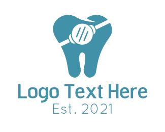 Dental - Dental Doctor logo design