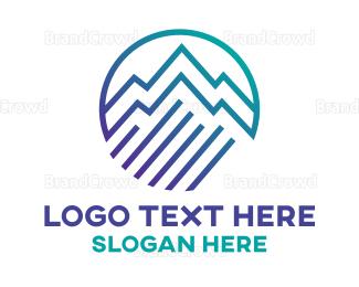 Aspen - Tourism Company logo design