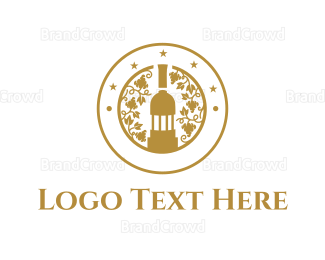 Organic - Organic Wine logo design