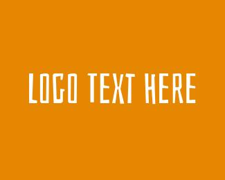 Casual - Funky & Rustic Font logo design