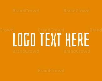 Casual - Funky & Rustic logo design