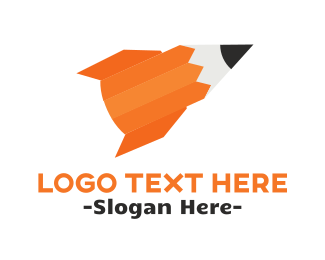 Wiki - Education Rocket  logo design