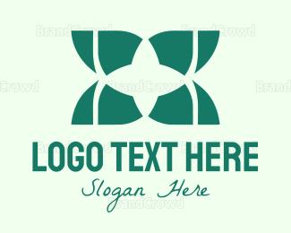 Bed - Live Well logo design
