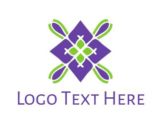 Fast Food - Spoon Flower logo design