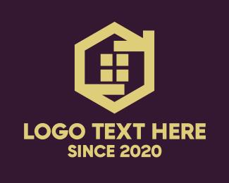 Home Depot - Modern Housing logo design