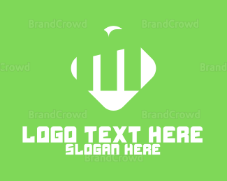 Simple - Simple Cube Lettermark logo design