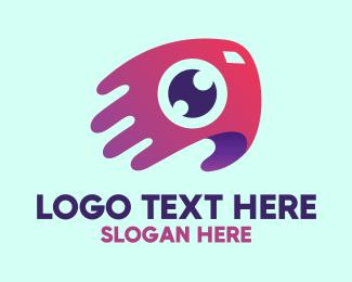Arm - Instagram Photography logo design