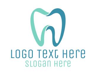Tooth - Modern Dental Tooth logo design