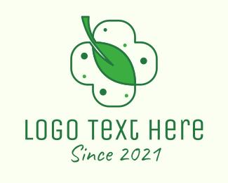 Medicinal - Butterfly Organic Medicine logo design
