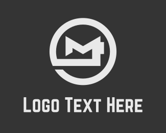 Sewing - Fashion Letter M logo design