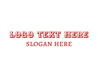 Saloon - Western & Classic logo design