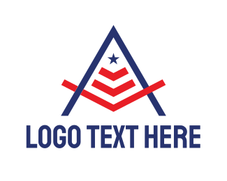Sovereign - American Masonry A logo design