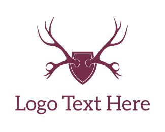 Retreat - Chill Moose logo design
