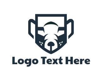 Poygon - Box Bear logo design