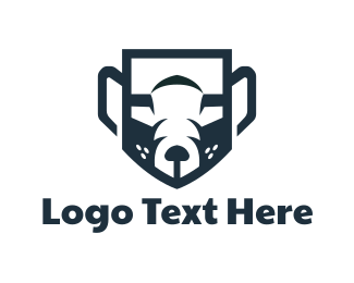 Pest - Box Bear logo design