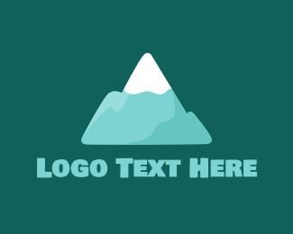 Igloo - Snow Peak logo design