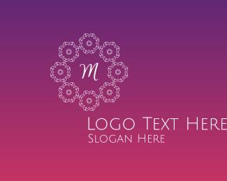 Festival - Festive Lettermark logo design