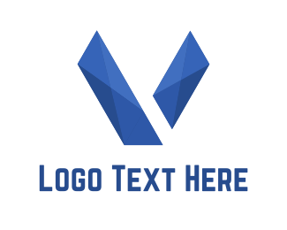 """""""Abstract Letter V"""" by eightyLOGOS"""