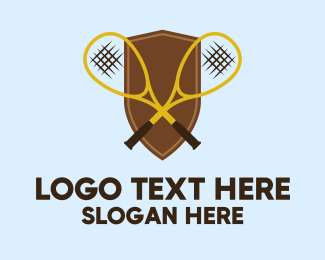 Tennis Team - Classic Tennis Tournament logo design