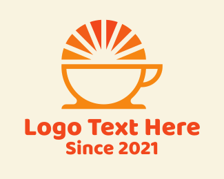 Morning - Morning Coffee Shop logo design