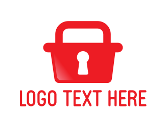 Shopping - Safe Shopping logo design