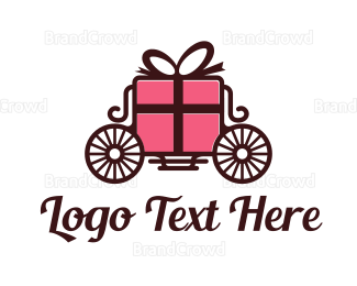 Birthday - Royal Gifts logo design
