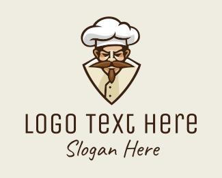 Chef - Restaurant Chef logo design