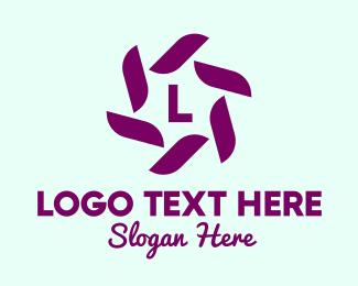 Basic - Basic Flower Lettermark logo design