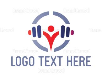 Better - Fitness Circle logo design