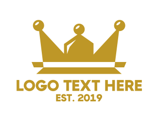 Human Resource - Community Crown logo design