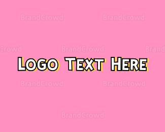 Doodle - Funky & Cute logo design