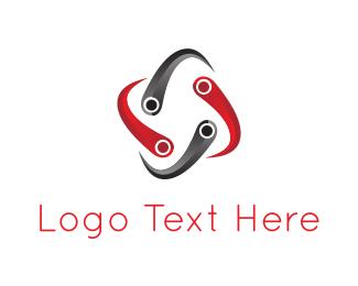 Spiral - Network Spiral logo design