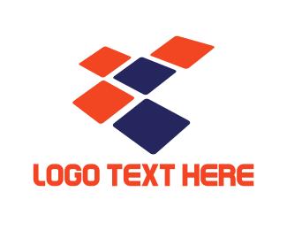 """""""Tech Squares"""" by LogoBrainstorm"""