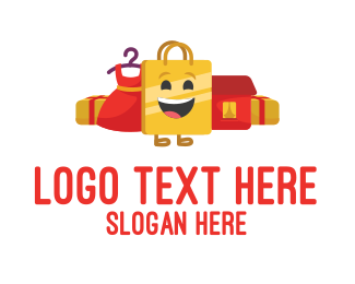 Item - Shopping Mall logo design