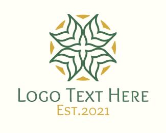 Religious - Arabic Religious Decoration logo design