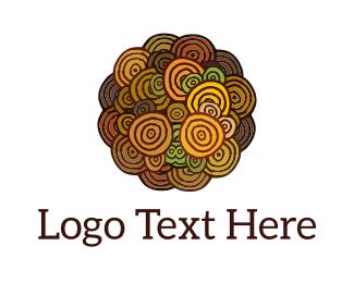 Artistic - Art Flower logo design
